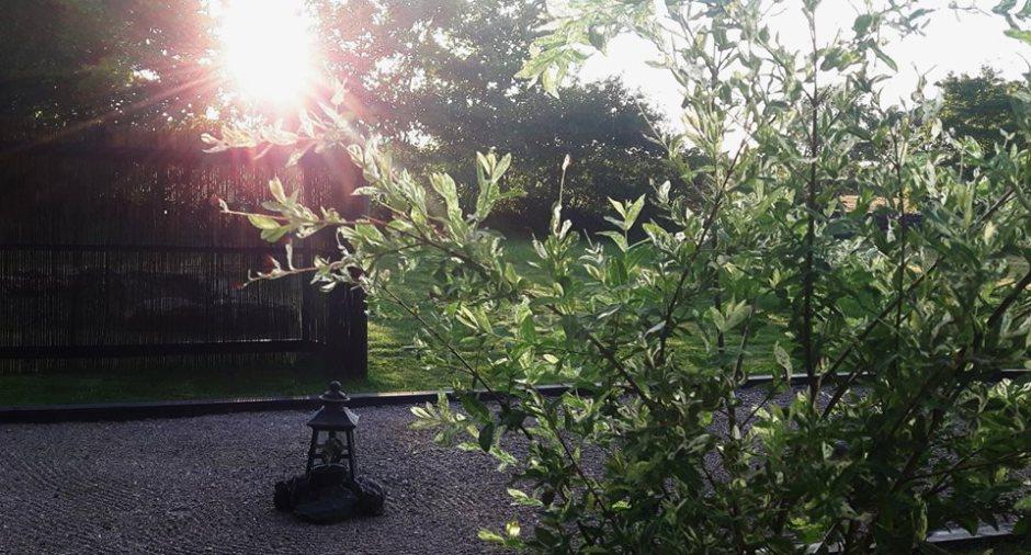 Feng Shui i Trädgården del 1